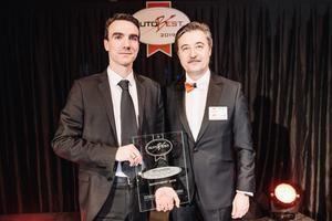 Hyundai galardonado con el premio SAFETYBEST