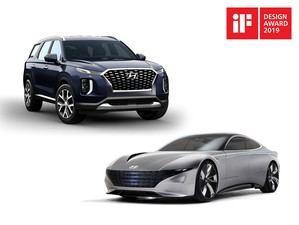 Hyundai Motor gana dos Premios en el iF Design Award 2019