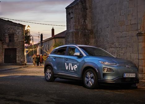 Hyundai acerca la Navidad a Campisábalos
