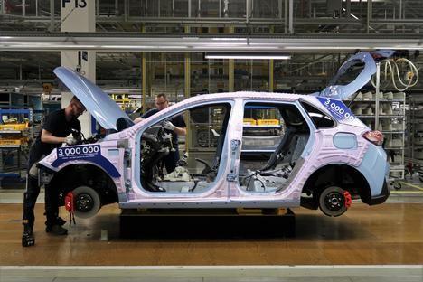 La planta checa de Hyundai llega a los 3 millones de vehículos producidos