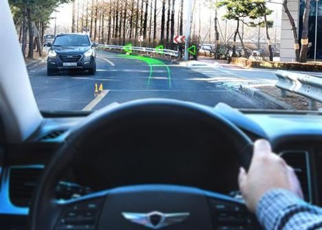 Colaboración de Hyundai Motor Group y Wayray AG