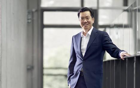 SangYup Lee famoso diseñador de coches de lujo