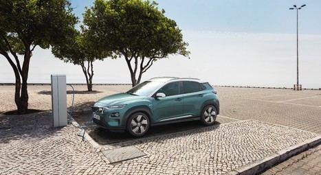 Hyundai ofrece la gama más amplia de coches electrificados subvencionados por los gobiernos europeos