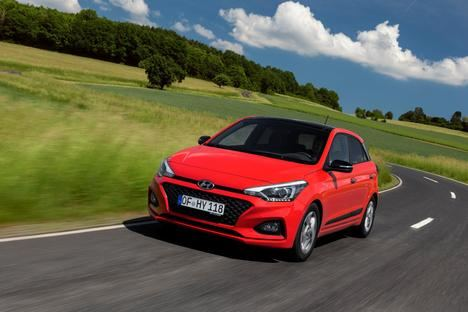 """Hyundai i20 gana el 'Used Car of the Year"""" en los Premios FirstCar"""