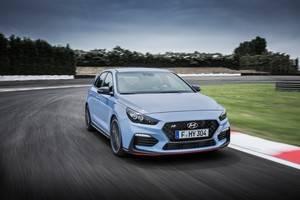 Apuesta por el placer de conducir: Hyundai i30 N