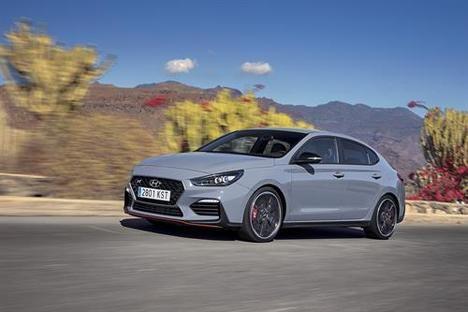 Nuevo Hyundai i30 Fastback N