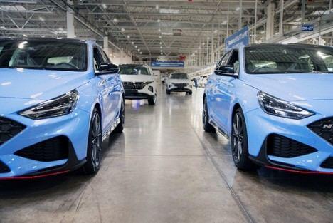 Hyundai comienza la producción del Nuevo i30 N en Europa