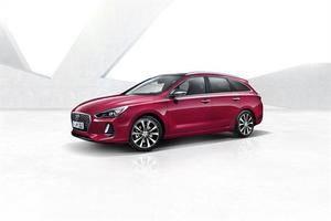 Nueva generación del Hyundai i30 Wagon