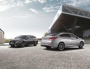 Hyundai i40 con imagen renovada
