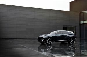 Hyundai muestra nuevas ideas sobre el prototipo Vision T