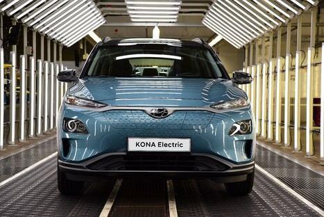 Hyundai triplica la capacidad de producción del Kona Eléctrico en Europa