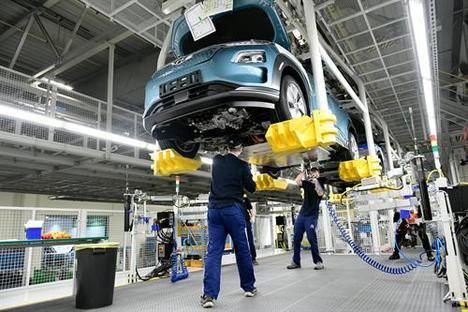 Hyundai producirá el Kona eléctrico en la República Checa