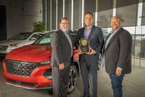 Hyundai segunda marca no premium con mejor puntuación de calidad
