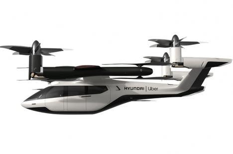 Hyundai acelera el desarrollo de la movilidad aérea urbana