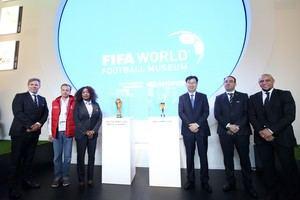 Hyundai presentó el 'Museo del Fútbol Mundial de la FIFA'
