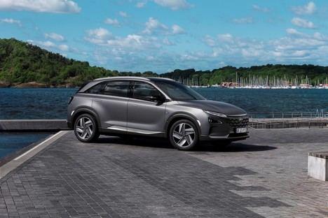 Hyundai Motor recibe el 'Auto Trophy 2018' como la marca más innovadora