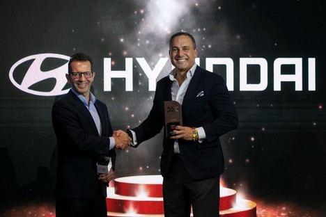 Hyundai recibe el premio a la Mejor Estrategia en Experiencia de Cliente