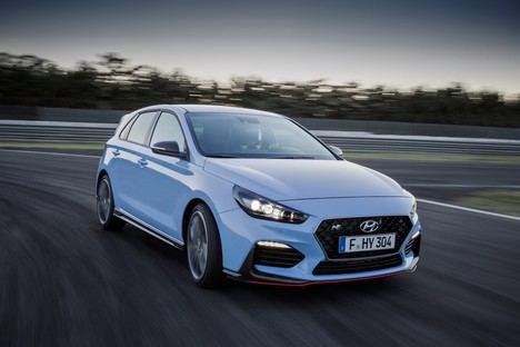 Los lectores de Auto Bild Sportscars eligen al i30 N como