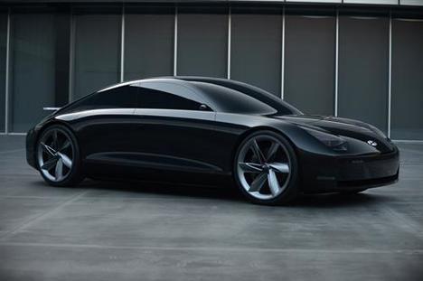 """Hyundai presenta su Concept EV """"Prophecy"""""""