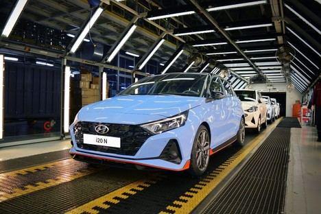 Hyundai Motor comienza la producción de los Nuevos i20 N e i20 N Line