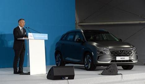 """Hyundai revela """"FCEV Vision 2030"""""""