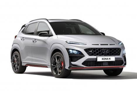 Hyundai revela el nuevo Kona N