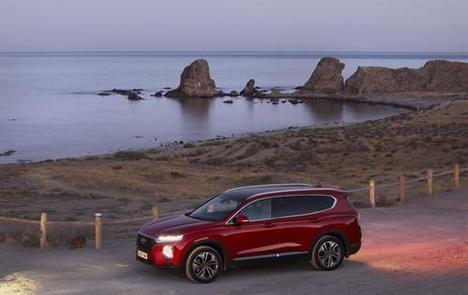 El nuevo Hyundai Santa Fe cinco estrellas de Euro NCAP