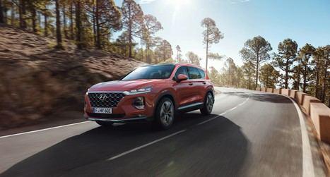 Nueva Generación del Hyundai SANTA FE