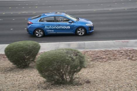 Hyundai Motor se asocia con Aurora