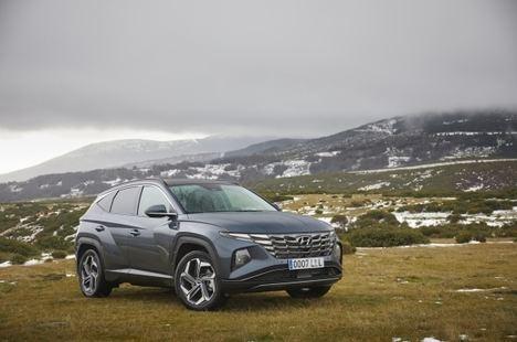 El nuevo Hyundai Tucson rompiendo moldes