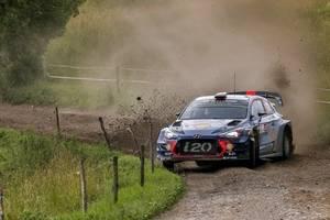 Hyundai: sexta victoria y doblete en el Rallye de Polonia