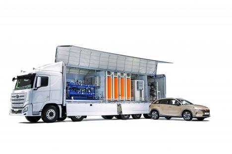 Hyundai presenta su visión para popularizar el hidrógeno en 2040