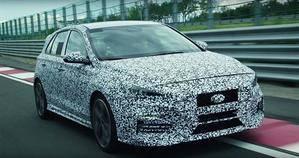 Los secretos del desarrollo del Hyundai i30 a prueba en Nürburgring