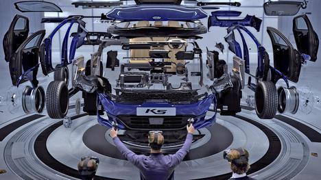 Hyundai y Kia presentan un Sistema de Evaluación de Diseño por Realidad Virtual
