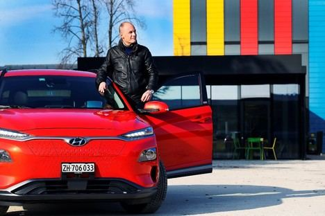Hyundai anuncia su asociación con el visionario suizo Bertrand Piccard