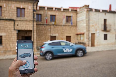 Hyundai lanza 'Vive' el primer carsharing rural en el pueblo con el aire más limpio de España (y tercero del mundo)