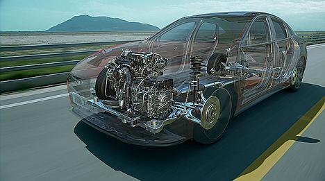 Hyundai presenta la primera tecnología de motores CVVD del mundo