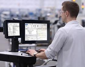 Aumento de la eficiencia de fabricación mediante análisis de datos