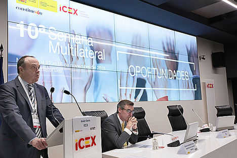 ICEX acerca a las empresas las oportunidades de negocio a través de las IFIs