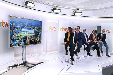 """ICEX lanza en La 2 de TVE """"Conecta con el Mercado"""" para mostrar la actividad de las empresas españolas en el exterior"""