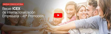 ICEX lanza una nueva convocatoria de las Becas de Internacionalización