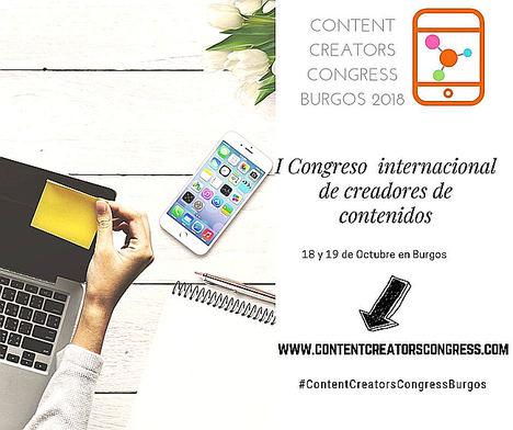 I Congreso internacional de creadores de contenidos