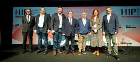 La I Cumbre Ibérica de Hostelería debate fórmulas de colaboración hispano-lusa en el ámbito hostelero y turístico