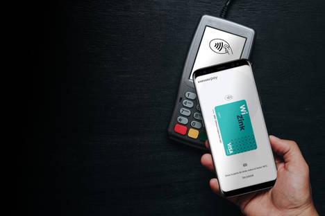 IDEMIA ha sido seleccionada por WiZink para lanzar el servicio Samsung Pay en España