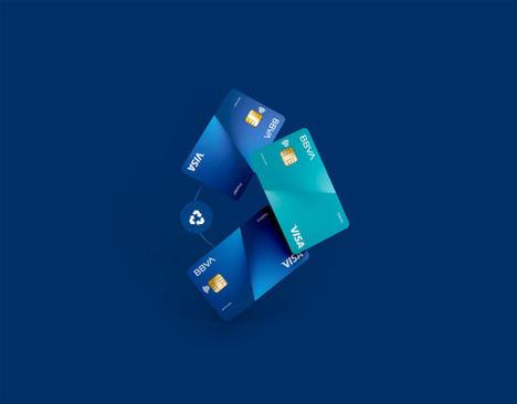 IDEMIA y BBVA se asocian para lanzar la primera tarjeta de pago en España fabricada de PVC reciclado