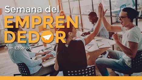 IEBS impulsa al ecosistema emprendedor español a través de formación gratuita y un concurso para nuevas startups