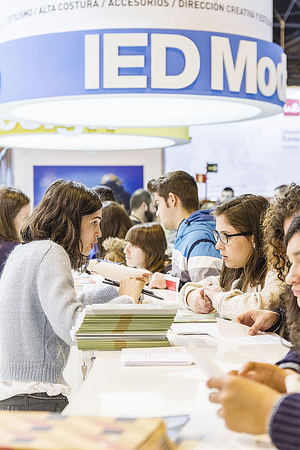 IED Madrid muestra en AULA 2019 su oferta formativa