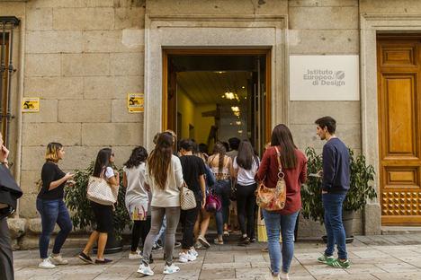 IED Madrid inagura su concurso de becas para Másteres de Diseño, Comunicación y Moda 2018