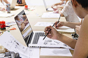 IED Madrid presenta en AULA su nueva oferta formativa centrada en el diseño