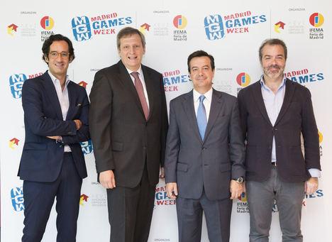 La industria de los videojuegos celebrará en Madrid su gran feria anual